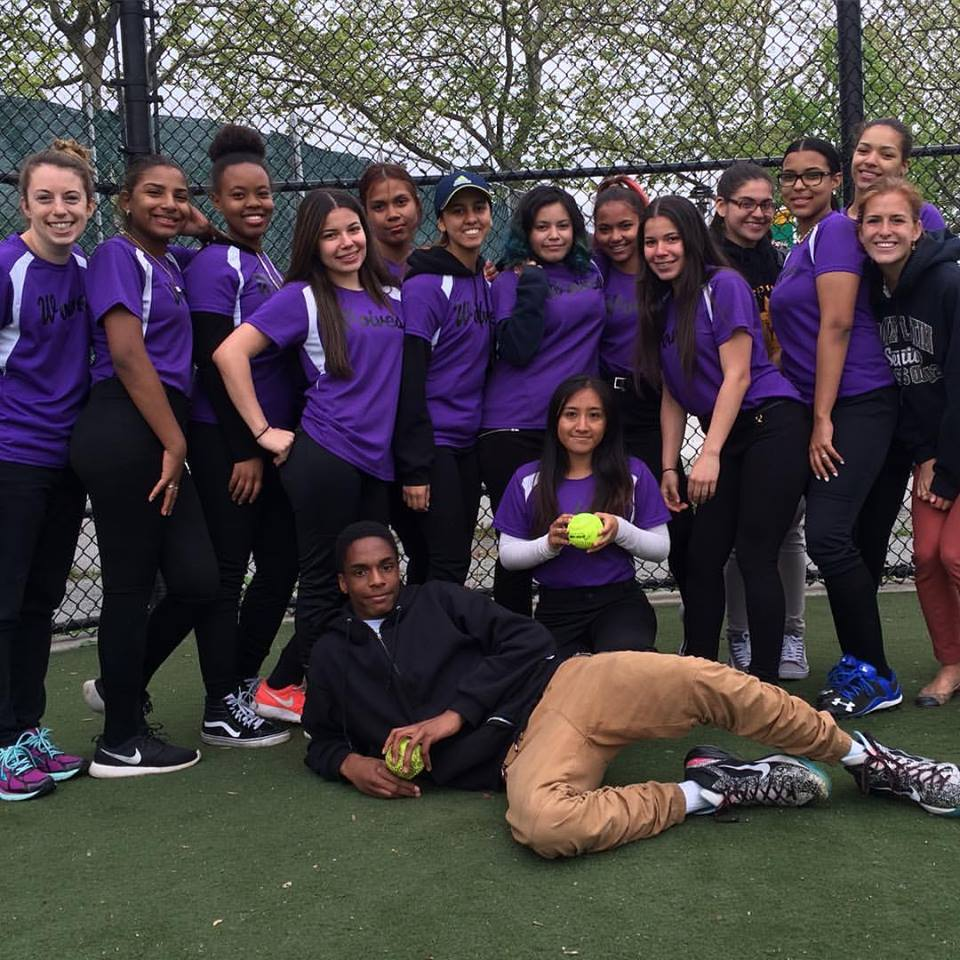 bronx latin softball team